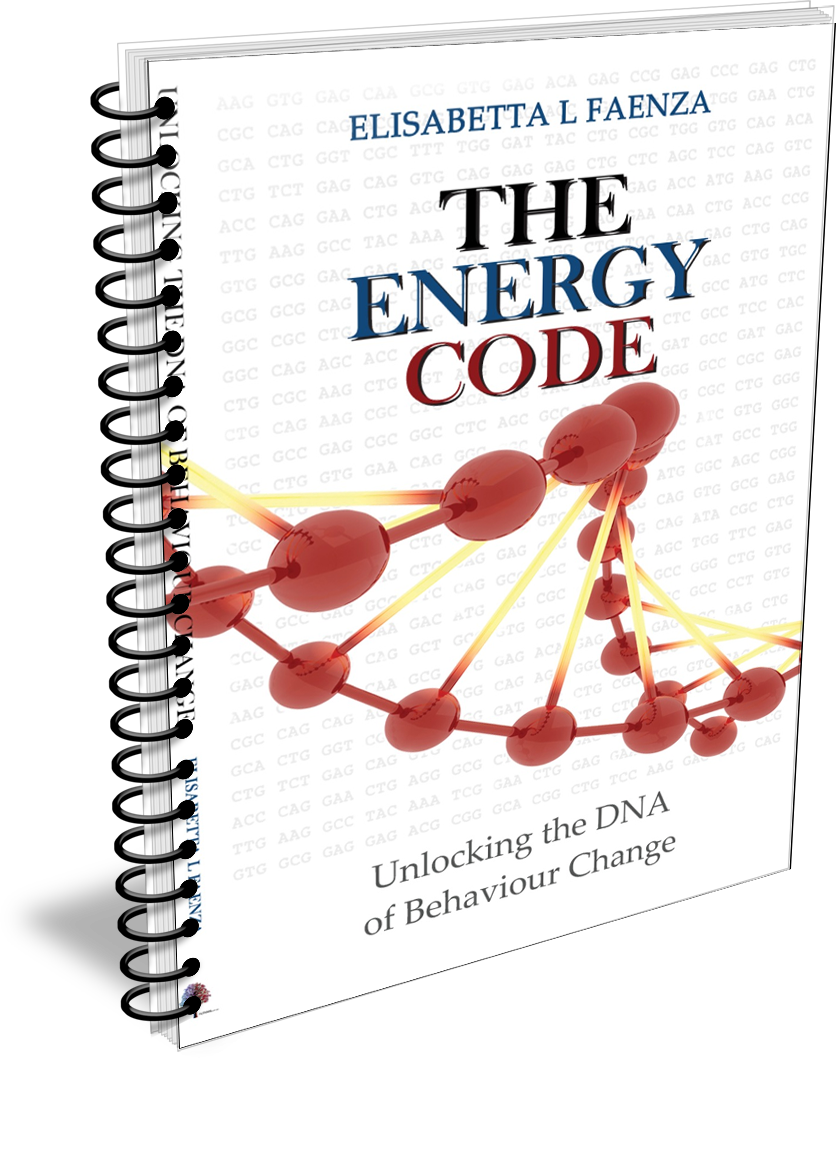 The Energy Code Unlocking The DNA of Behaviour Change - Audio Pack