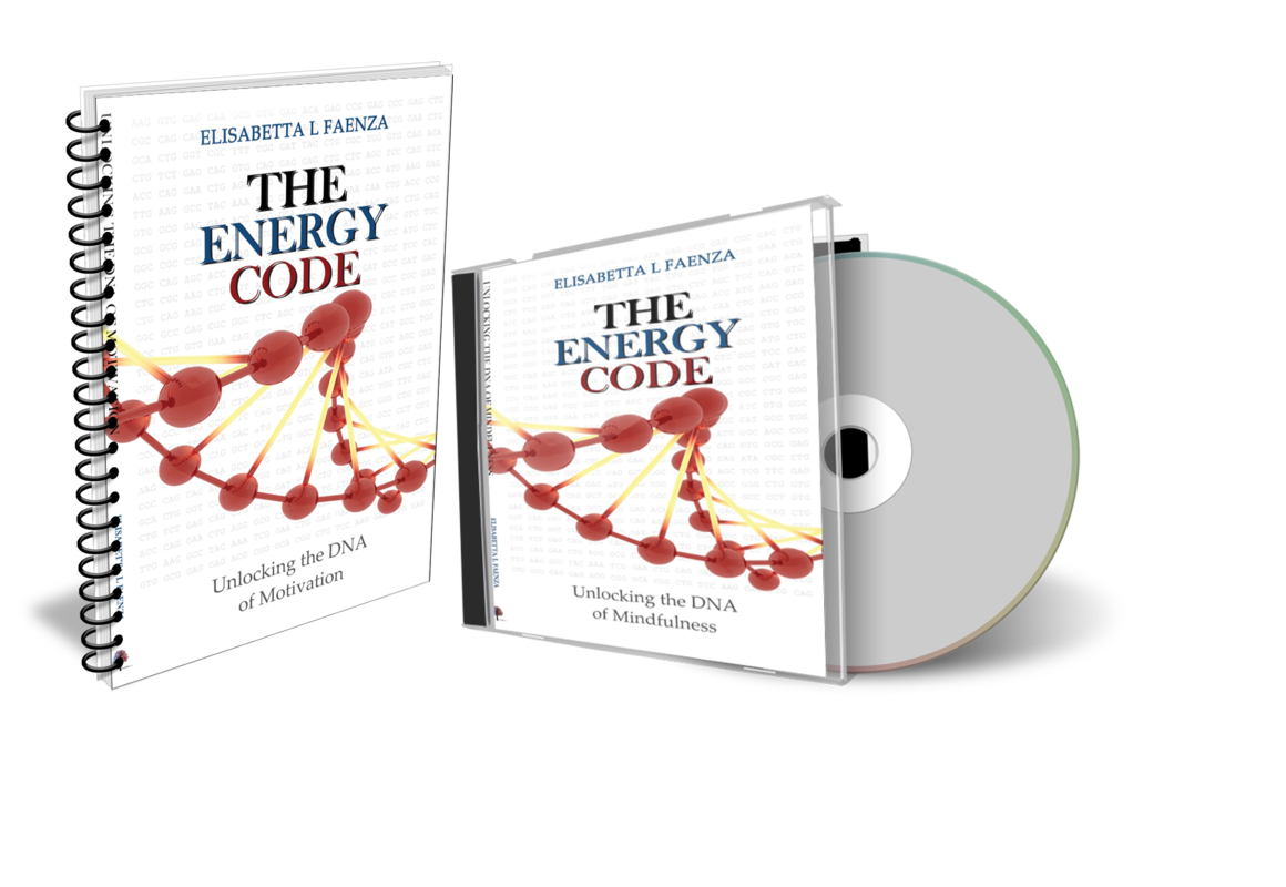The Energy Code Unlocking the DNA of Mindfulness Audio Pack