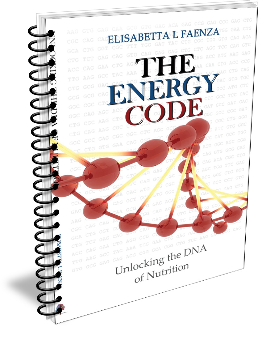 The Energy Code Unlocking the DNA of Nutrition - ebook