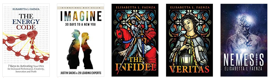 Books Available from Amazon by Elisabetta L Faenza